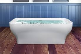 awesome freestanding soaker tub on bathroom with freestanding