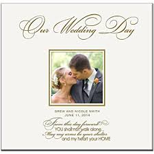 personalized wedding photo album personalized wedding photo albums our wedding day