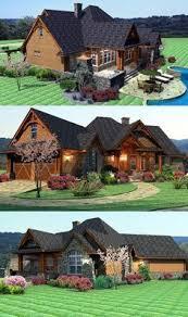craftsman house plan id chp 46985 coolhouseplans com dream