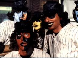 Baseball Furies Costume Halloween Baseball Furies Warriors Man Dressed
