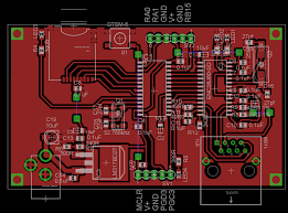 Home Business Of Pcb Cad Design Services by How To Web Server On A Business Card Part 2 Hackaday