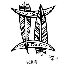 gemini tattoo designs