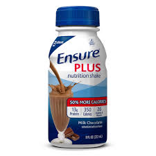 ensure original nutrition shake powder with 9 grams of protein