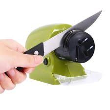 electric kitchen knives cutlery electric sharpeners ebay