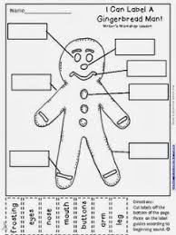 7 best gingerbread images on pinterest book activities