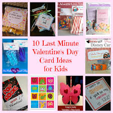 10 last minute valentine u0027s day card ideas for kids the