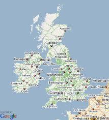 of the uk map of uk maps uk holidays books direct and ireland