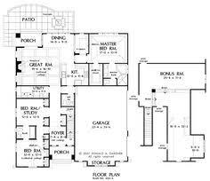 Stair Floor Plan Floorplan The Wilton House Plan 981 Architecture Pinterest