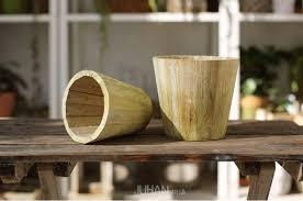 free shipment wooden flower box garden planter pot rustic