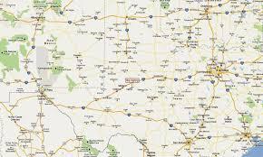 Amarillo Texas Map Big Spring Texas Map My Blog