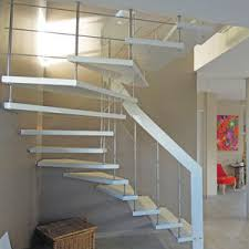 Stairs Without Banister Half Turn Staircase All Architecture And Design Manufacturers