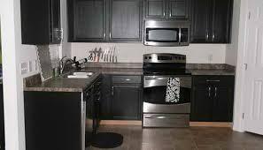 cute black cherry kitchen cabinets distressed black kitchen