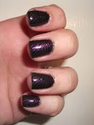 cult nails mind control zebra nails polish me please