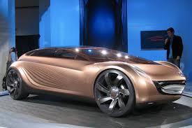 mazda car van mazda nagare concept car design news