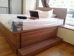 the verve shoes box studio apartment customize bed frame with