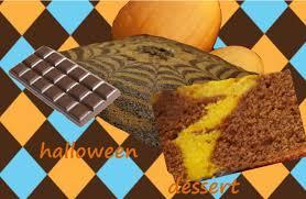 jeux de cuisine de gateau au chocolat recette de gâteau marbré citrouille chocolat épicé cuisine d