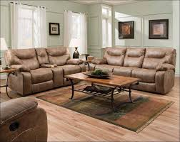 Oversized Reclining Chair Furniture Amazing Leather Reclining Sofa Wood Arm Recliner