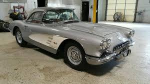 corvett for sale 1958 chevrolet corvette for sale hemmings motor