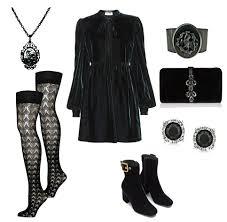 Thigh High Stockings For Gothic Fashion Fashion Blog
