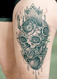skull tattoos designs pictures page 22