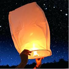 candle balloon candles hot air balloon candle sky lantern festival candles with