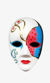 party masks halloween party carnival masks festival png and psd