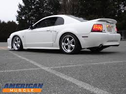 2007 Mustang Black Rims Which Bullitt Wheel Looks Best For White 2000 Gt Mustang