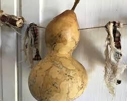 primitive garland etsy