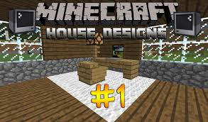 minecraft house designs 1 computer room youtube