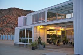 cool companies that build shipping container homes in california