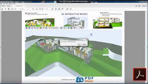revit add ons 3d pdf maker for autodesk revit
