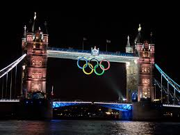 olympic rings london images Tower bridge olympic rings at night london 2012 observations jpg