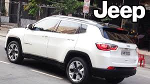 2017 jeep compass limited 4k wallpapers india bound jeep compass suv spied testing youtube