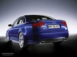 audi rs4 review 2006 audi rs4 specs 2005 2006 2007 2008 autoevolution
