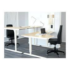 Walmart Corner Desk Corner Desk Bekant Corner Desk Right Sit Stand White 0454888