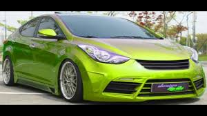 Custom Paint Color 2011 Hyundai Elantra 50 Custom Paint Colors 2011 2013 Youtube
