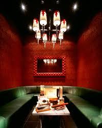 new libre cigar lounge at hilton shanghai