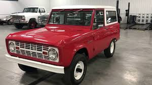 bronco car 1996 low mile rust free 1996 ford bronco youtube