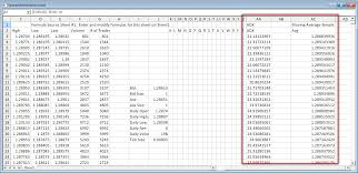 How To Do A Simple Spreadsheet Using The Spreadsheet Study Sierra Chart