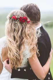 flower decoration for hair lovely look fresh flower wedding hair style weddceremony