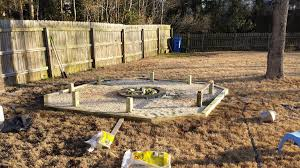 it u0027s time to build a fire pit in your backyards this awesome diy