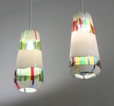 Unusual Home Decor Collection In Blown Glass Pendant Lights For Home Decor Plan