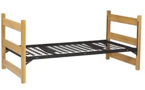 heavy duty smart bed extra long single savoy contract furniture