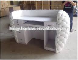 Hairdressing Reception Desk 2018 European Style Salon White Reception Desks Hair Salon
