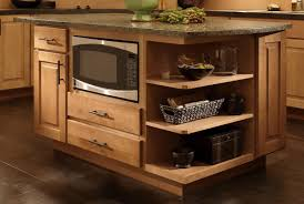 Open Shelves Under Cabinets Mendota Raised Panel Cabinet Door