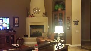 yellow beige tile tired of it paint color beehive fireplace too