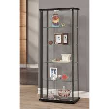 White Curio Cabinet Curio Cabinets On Hayneedle China Display Cabinets