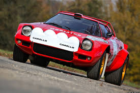 rainbow cars rainbow in your eyes rocketumbl lancia stratos gr 4 lancia