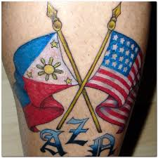 flag tattoos tattoo design and ideas