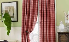 Country Plaid Curtains Curtains Curtains Country Curtain Ideas Decor Country Curtains
